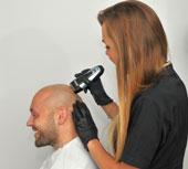 Zabieg mikropigmentacji włosów