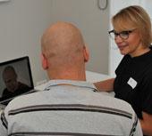 Konsultacja przed zabiegiem mikropigmentacji skóry głowy